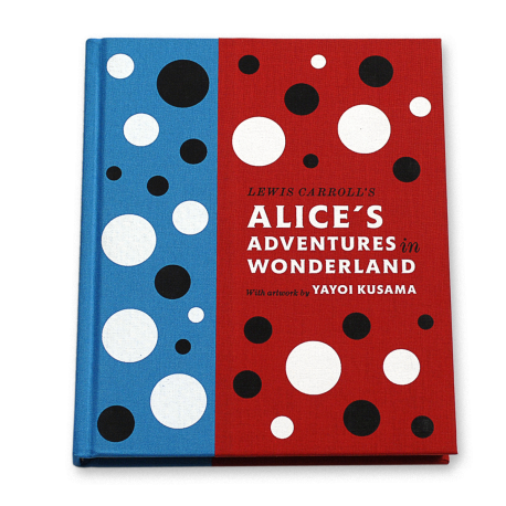 ALICE´S ADVENTURES IN WONDERLAN BY KUSAMA