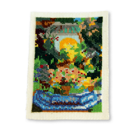 SOROLLA CROSS POINT KIT|CROSS STITCH KITS
