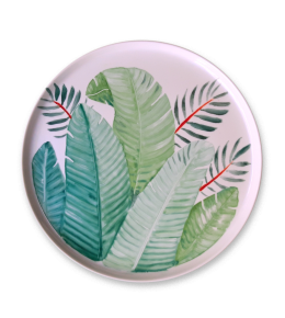 PALM LEAVES SERVING PLATTER
