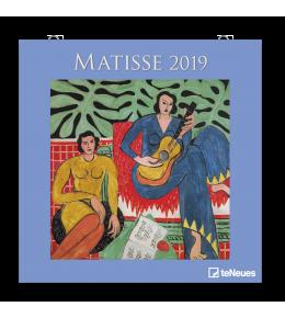 MATISSE 2019 CALENDAR
