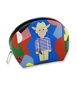 PICASSO ART IS A LIE COIN PURSE|PICASSO COIN PURSE