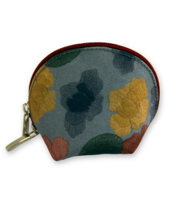 SPANISH SHAWL COIN PURSE|A SHAWL COIN PURSE