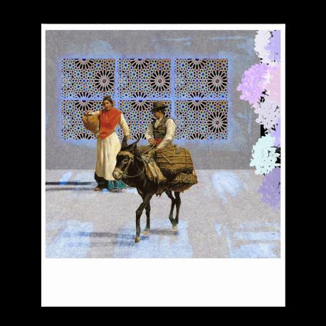 GLICEE PRINT THE REDING FOUNTAIN II|GIFT CARD