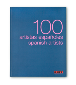 100 ARTISTAS ESPAÑOLES|ARTISTAS ESPAÑOLES