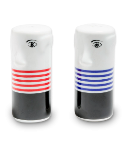 PICASSO SALT & PEPPER SHAKERS