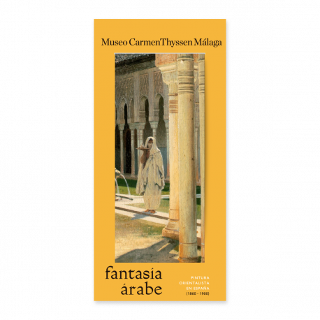 WOMAN IN THE ALHAMBRA MAGNETIC BOOKMARK|MAGNETIC BOOKMARK
