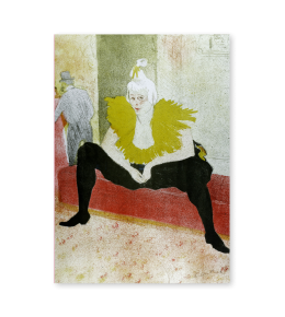 TOULOUSE-LAUTREC NOTEBOOK