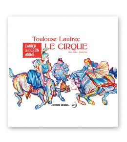 COLOURING BOOK LE CIRQUE