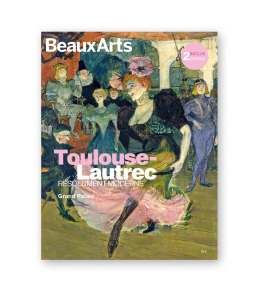 TOULOUSE-LAUTREC RESOLUMENT MODERNE