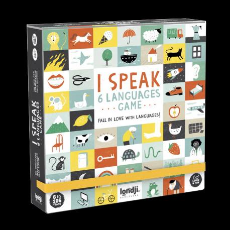 I SPEAK 6 LANGUAGES GAME