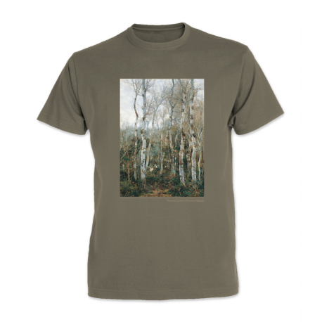 WINTER IN ANDALUSIA T-SHIRT