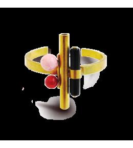Pulsera rígida cilindros