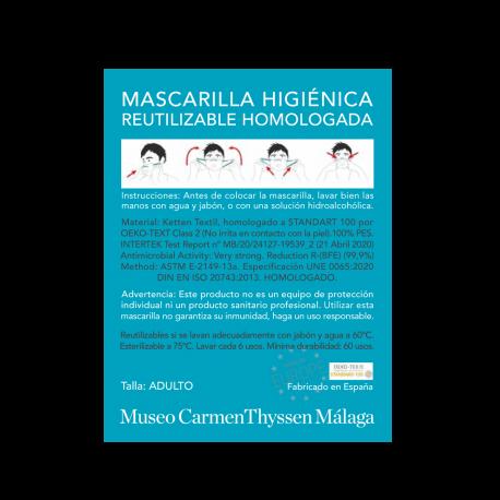 MASCARILLA QUIRÚRGICA COSTA VASCA|MASCARILLA COSTA VASCA
