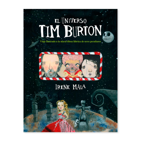 EL UNIVERSO TIM BURTON UNIVERSO TIM BURTON