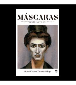 POSTER MASCARAS