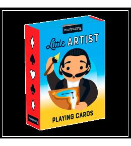 LITTLE ARTIST PLAYING CARDS| LITTLE ARTIST