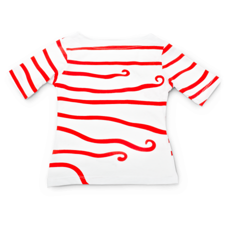 STRIPED T-SHIRT, WOMEN