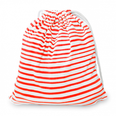 STRIPED/SPOTS BACKPACK|STRIPED BACKPACK