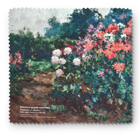 ROSE GARDEN CLEANING CLOTH|CLEANING CLOTH