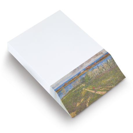 ALMOND TREES NOTEPAD BLOCK