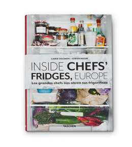 INSIDE CHEFS' FRIDGES, EUROPE|CHEF'S FRIDGES