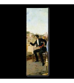 LA FERIA 1886 BOOKMARK