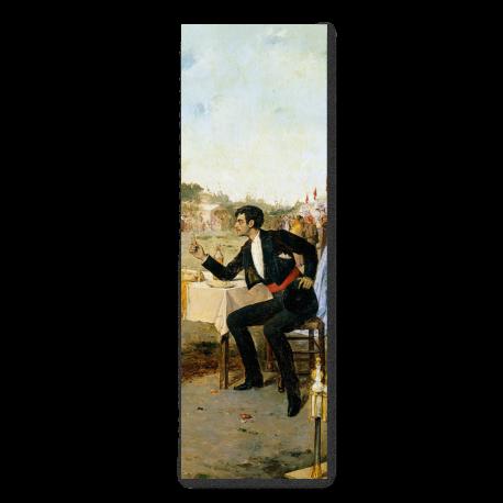 PUNTO DE LIBRO LA FERIA 1886|LA FERIA 1886