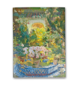 SOROLLA COURTYARD NOTEBOOK |SOROLLA NOTEBOOK