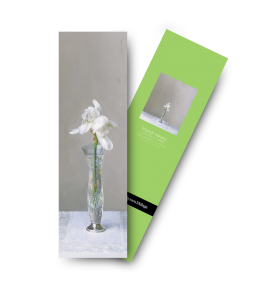 LIRIO BLANCO BOOKMARK|LIRIO BLANCO