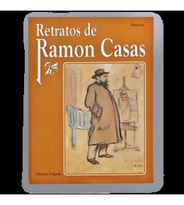RETRATOS DE RAMON CASAS |RETRATOS RAMON CASAS