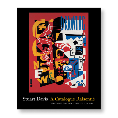 STUART DAVIS. A CATALOGUE RAISONNE