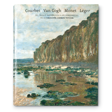 COURBET, MONET, VAN GOGH, LEGER